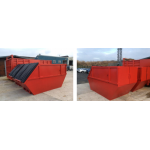 PGC ENCLOSED 12CYD SKIPS