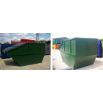 PGC ENCLOSED 16CYD SKIPS